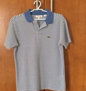 Camisa Polo Lacoste - Encontre mais belezas mil no site  enjoei.com ... 5b7f65b482