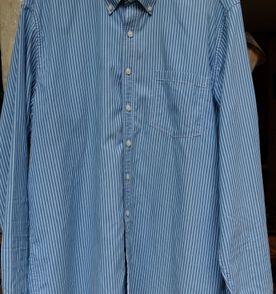 06b6a3861c5 Camisa GAP manga longa listrada