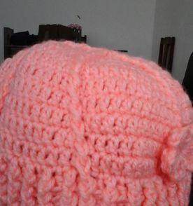 Boina Croche Bebe - Encontre mais belezas mil no site  enjoei.com.br ... 98ed2679177