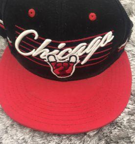 Chicago Bulls Bone Aba Reta - Encontre mais belezas mil no site ... 93e743381a2
