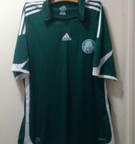 Camiseta Palmeiras 2007 Comemorativa 200 Jogos Edmundo  292e1fb29f413