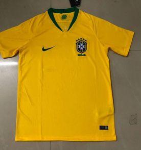 camisa camiseta nike amarela seleção brasileira - copa rússia 2018 b1c5b7372f33b