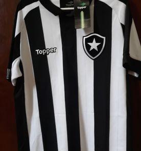 Camisa Botafogo - Encontre mais belezas mil no site  enjoei.com.br ... df5f0c4e6f340