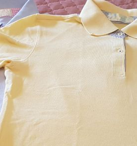 Camisa Polo Verde Elle Et Lui - Encontre mais belezas mil no site ... 8bf6441e57977