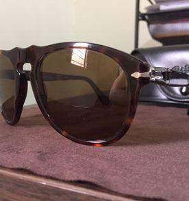 Óculos Persol - Novo - Na Caixa   Óculos Masculino Persol Nunca ... b449230197