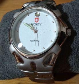 506731690c8 Relógio Quartz Feminino Elefante