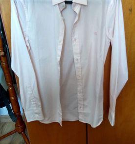 aa7d6f71da camisa social burberry xs pt nunca usada
