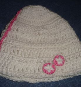 Gorro Infantil Croche Grafico - Encontre mais belezas mil no site ... 711d32c01f0