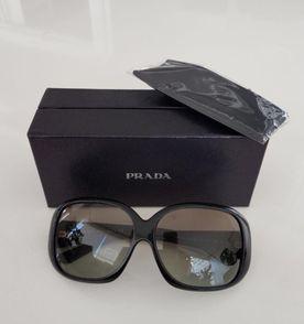 Óculos Marfim Prada Original   Óculos Feminino Prada Usado 21361514 ... 3cfe30a978