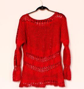 9d09126f8e98c Blusa Frio Tricot - Encontre mais belezas mil no site  enjoei.com.br ...