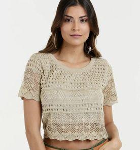 Blusa De Trico Feminina Receita - Encontre mais belezas mil no site ... f9f938b92b1