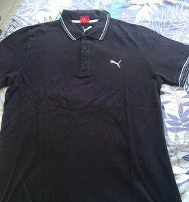 camisa puma itália home 2014 modelo jogador actv cod. 744287 - raridade! R   800 tam G · thiago thiago 3. 28% de desconto. camisa puma d0e7ef223b822