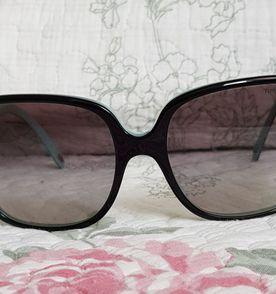 29bde6f118d9b Óculos de Sol Tiffany   Óculos Feminino Tiffany   Co Usado 21350127 ...