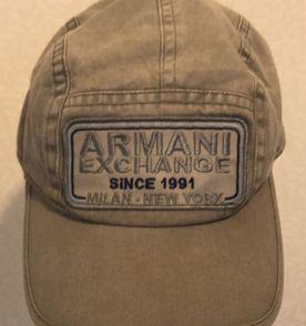41b0772e7e Armani Exchange Acessórios Masculino