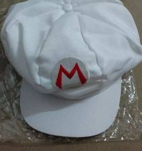 Boina Mario - Encontre mais belezas mil no site  enjoei.com.br  568562f77e7
