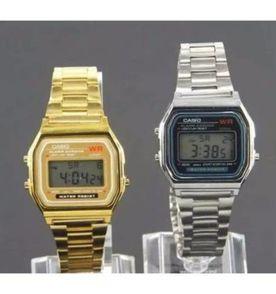 2a11ee183a0 Relogio Watch Estiloso Prata Dourado - Encontre mais belezas mil no ...