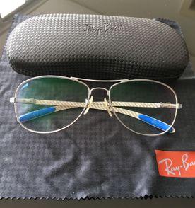 Oculos Ray Ban Aviador Fibra De Carbono - Encontre mais belezas mil ... b92cbb8bf2