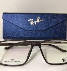 Armacao Oculos De Grau Ray Ban - Encontre mais belezas mil no site ... f32c398749