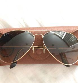 Óculos Ryban Original Modelo Aviador.   Óculos Feminino Ryban Usado ... 9a65f9b912