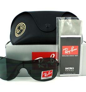 3ad5bd819cd9d Rayban Máscara Rb 3311 - Semi-novo   Óculos Masculino Ray Ban Usado ...