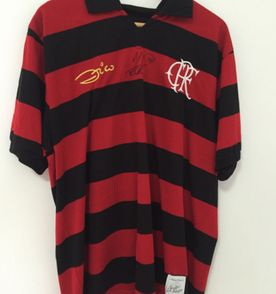 Camisa Flamengo Nike Autografada - Encontre mais belezas mil no site ... 915f53ff2d662
