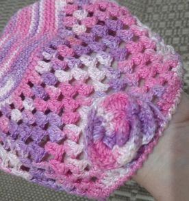 Toucas Croche Infantil - Encontre mais belezas mil no site  enjoei ... 0cfd129872d