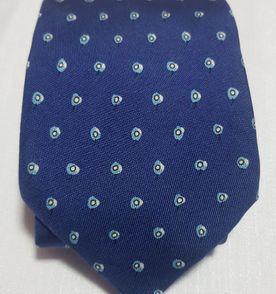154dd177a1b83 Gravata Azul Vr Seda - Encontre mais belezas mil no site  enjoei.com ...