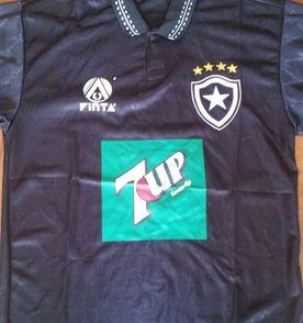 Camisa do Botafogo Original Adidas de 1986  ec81faa65036f