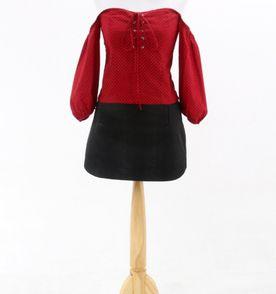 e412713fa7 Blusa Vitoriana - Encontre mais belezas mil no site  enjoei.com.br ...