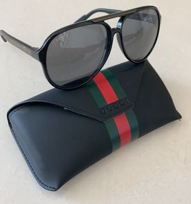 fb223721ba552 Gucci Óculos Masculino 2019 Novo ou Usado   enjoei