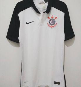 camisa corinthians nike jogador 2015 original brasileiro 3132f0d295dd9