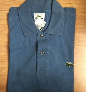 b7b14ac025cca Camisa Polo Lacoste Live - Modelo Limitado Laranja   Camisa ...