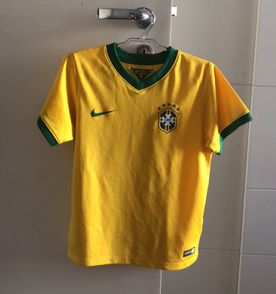 24a9f5989d Camisa Oficial Do Brasil - Encontre mais belezas mil no site  enjoei ...
