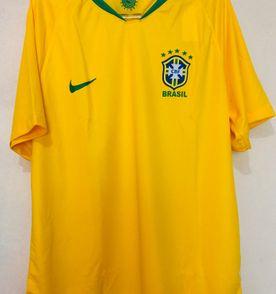 0e569b4c0b Camisa Oficial Selecao Brasileira - Encontre mais belezas mil no ...