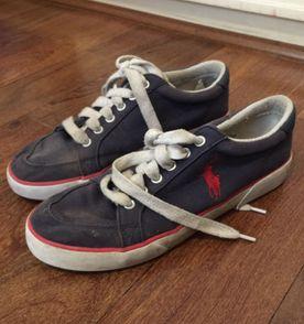 Polo Ralph Lauren Sapato Masculino 2019 Novo ou Usado  f083de2fcdf