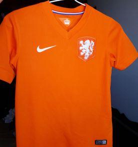 5a64478f77 Nike Camisa Holanda - Encontre mais belezas mil no site  enjoei.com ...