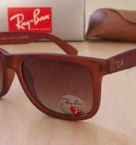 Oculos Ray Ban Justin Rb4165 Polarizado (oferta)!!   Óculos ... fc2a96ad86