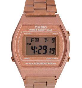 90e6a66ae08 relógio feminino casio rose digital retrô original novo com nota e garantia  1 ano