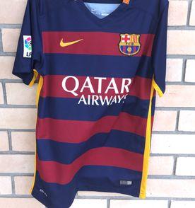 Camisa Time Barcelona - Encontre mais belezas mil no site  enjoei ... 504536d446f50
