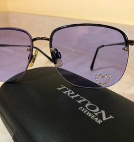 Triton Óculos Feminino 2019 Novo ou Usado   enjoei 7a3fc429d5