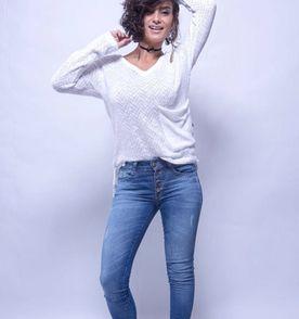 Receita Casaco De Trico Feminino - Encontre mais belezas mil no site ... c9ab90cb977