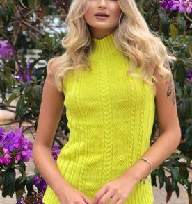 Receita Blusa Trico Feminina - Encontre mais belezas mil no site ... f5bf6b749ef