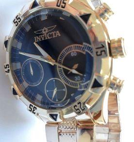 2d040f3d74d relógio masculino dourado top