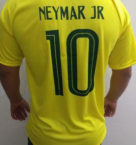 bb3498823f Camisa Oficial Brasil Selecao Brasileira Nike - Encontre mais ...