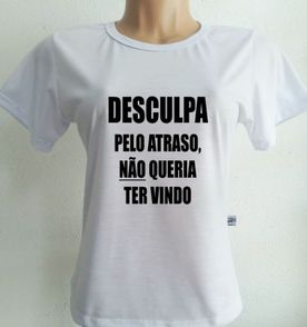 Camisetas Personalizadas - Encontre mais belezas mil no site  enjoei ... 59338e8fe72