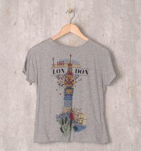 Blusa Londres - Encontre mais belezas mil no site  enjoei.com.br ... 6e4437a586dc2