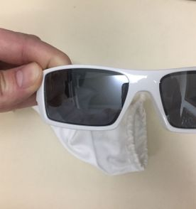 44672cf02b7e6 Oakley Gascan Branco - Encontre mais belezas mil no site  enjoei.com ...