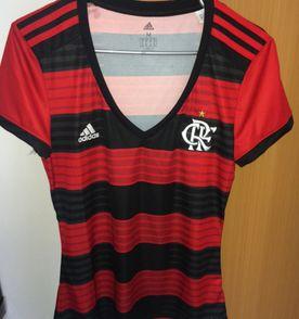 Flamengo Feminina - Encontre mais belezas mil no site  enjoei.com.br ... b1a468c29f101