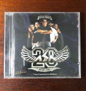 06db8bdd22 cd asa de águia - asa 20 anos turnê comemorativa