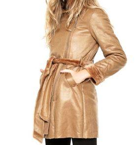 03def633568c5 casaco sobretudo bege novo